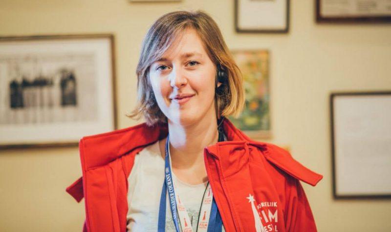 Portretfoto van KEES-medewerker en vrijwilligerscoördinator BFU Josje Krips
