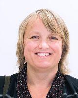 Portret van KEES-trainer en KEES-coach fondsen- en sponsorwerving Esther Lubberding