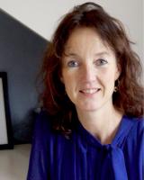 portret Renate van Braam, KEES-trainer bij de stichting KEES cultuurvrijwilligers
