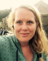 foto Lise van den Hout, penningmeester bestuur stichting KEES cultuurvrijwilligers