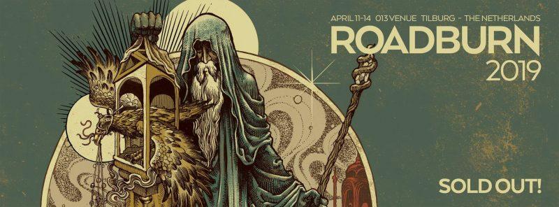 banner van Roadburn festival 2019