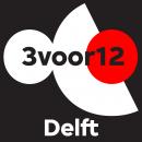 Logo 3 voor 12 Delft