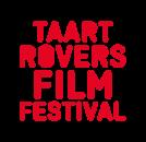 Logo Tekst Taartrovers Film Festival