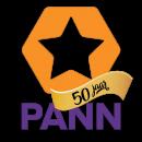 PANN logo 50 jaar